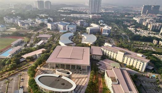 mmu cyberjaya campus map Multimedia University Campus Facilities mmu cyberjaya campus map