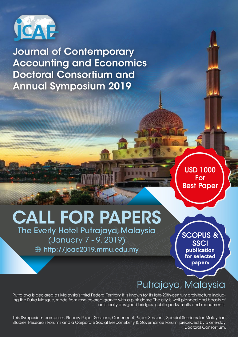 Multimedia University | Journal of Contemporary Accounting