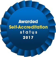 self-accreditation